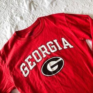 university of georgia champion long sleeve t-shirt